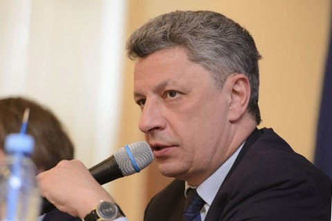 Opposition party nominates Yuriy Boyko for president