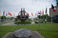 NATO deploys four battalions in Baltic states, Poland