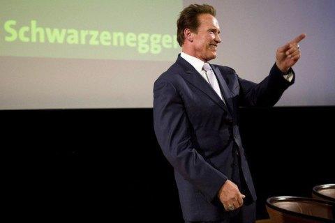 Klitschko: Arnold Schwarzenegger to visit Kyiv