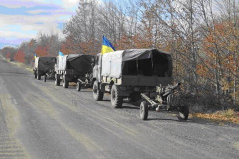 Minsk group agrees on disengagement near Petrovske, Zolote