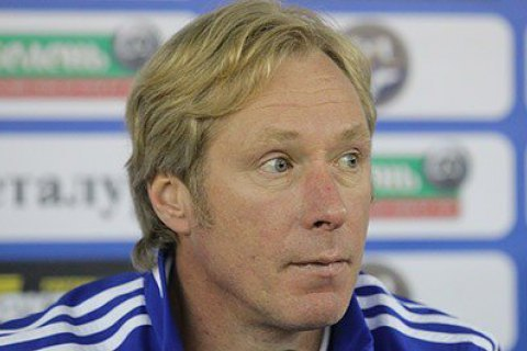 Oleksiy Mykhaylychenko named new coach of Dynamo Kyiv FC
