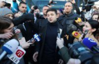 Scenario No 2. What if Zelenskyy becomes president of Ukraine