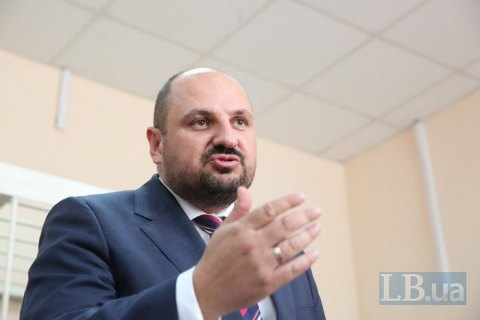 "NABU: probed MP attempted to flee with materials important for ""amber case"""
