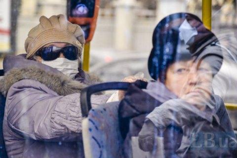 Kyiv mandates commuters to wear face masks