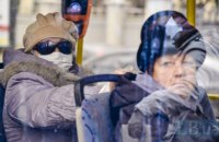 Kyiv mandates commuters to wear face masks