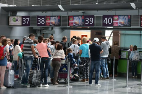Ukrainians vote for Kyiv's international airport to be renamed after hetman