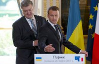 France offers Donbas de-occupation plan