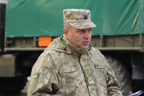 General Staff reports on arms supply of units