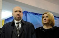 Ukrainian security supremo's wife survives knife attack