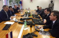 Interior Ministry says Ukraine buys 100 Croatian pistols