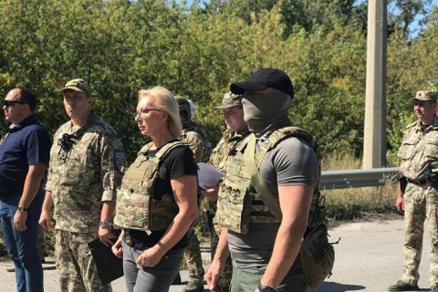 Ukraine recovers 54 convicts from separatists