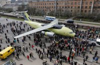 Azerbaijan wants to assemble 12-15 Ukrainian An-178 a year