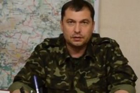 First Luhansk militant leader dead