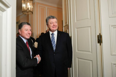 "Volker: Poroshenko ""has done more on reform than anyone else"""
