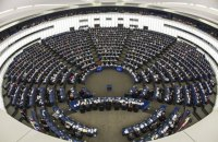 European Parliament adopts resolution calling for Sentsov's release