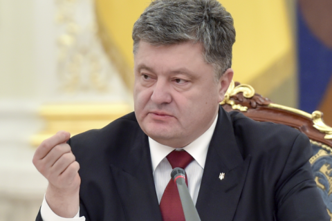 Poroshenko wants Anticorruption Court bill adopted in spring
