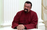 Actor Steven Seagal barred from Ukraine