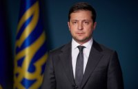 Ukraine president addresses nation on Iran air crash