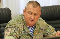 Gen Marchenko arrested in body armour case