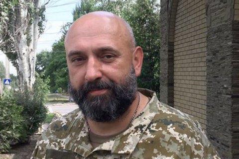 Col Kryvonos quits presidential race in favour of Poroshenko