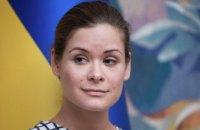 Maria Gaidar becomes Poroshenko's advisor