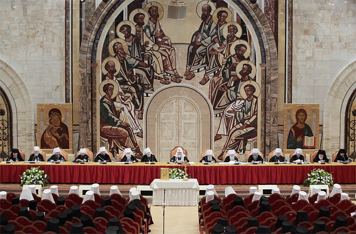 Council of Bishops of the Russian Orthodox Church