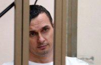 Sentsov awarded Sakharov Prize