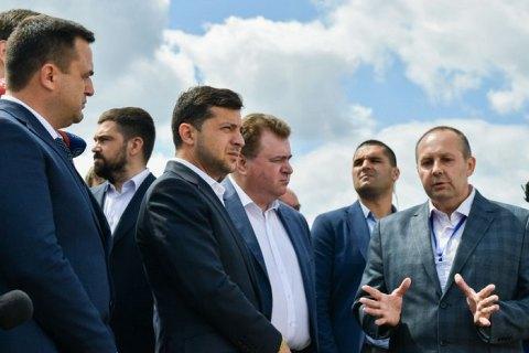 Zelenskyy wants Cherkasy airport back in operation