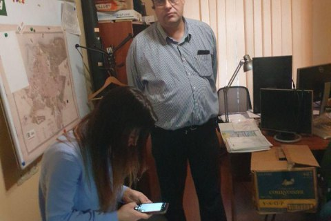 NABU raids Odesa TV channel