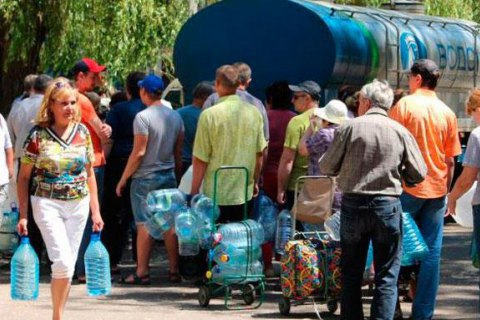 Emergency situation in Avdiyivka as Donetsk filtering station halted