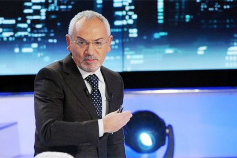 Popular TV presenter allegedly loses Ukrainian work permit