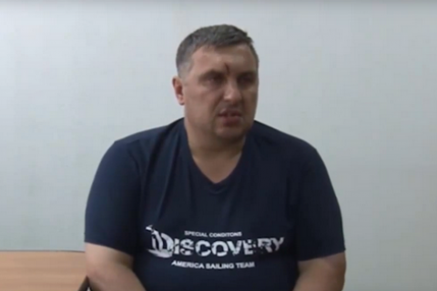 """Crimean saboteur"" says tortured by Russian FSB"