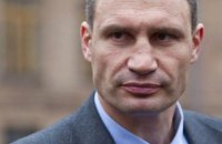 Klitschko does not rule out running for president