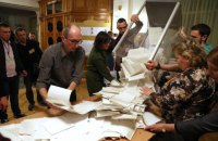 Zelenskyy in firm lead as 90% of ballots processed