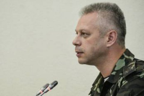 Six Ukrainian troops reported wounded in east
