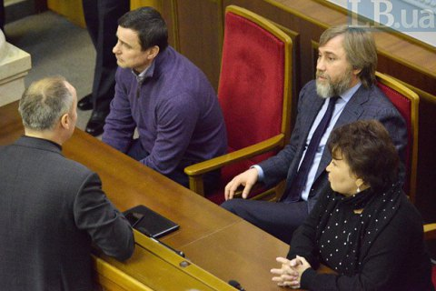 Parliament strips Novynskyy of immunity from prosecution