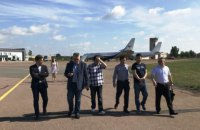 Chinese firm eyes Zhytomyr airport