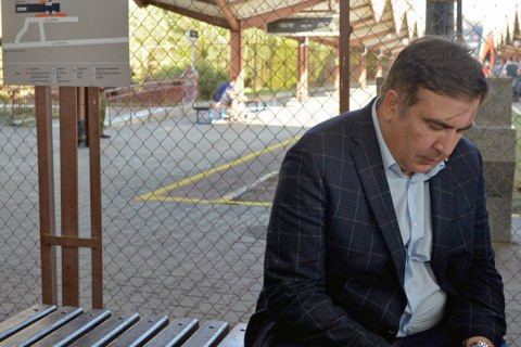 Saakashvili seeks status of person in need of additional protection