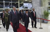 Ukraine urges Indonesia to protect Crimean Tatars' rights