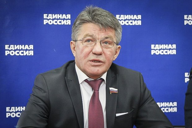 Viktor Ozerov, head of the Russian Council of Federation committee for security and defence
