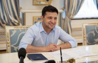 Zelenskyy wants to learn what Ukrainians think about talks with Russia