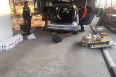 SBU blocks military spares smuggling to Russia