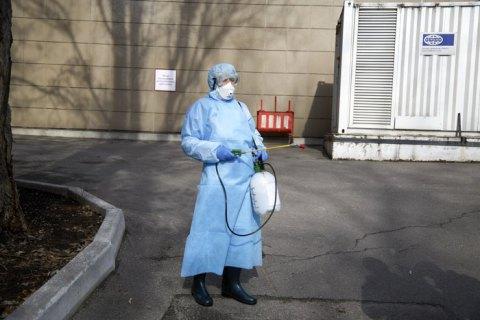 Number of coronavirus cases in Ukraine reaches 3,372