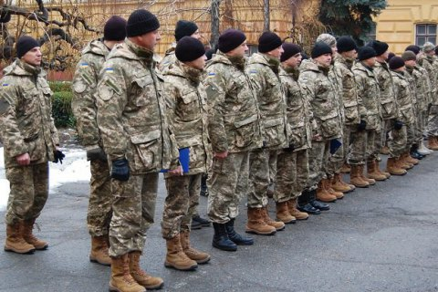 Citizenship rules relaxed for foreigners in Ukrainian army