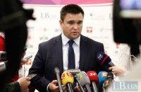 Ukraine, France agree tactic on Donbas peacekeepers