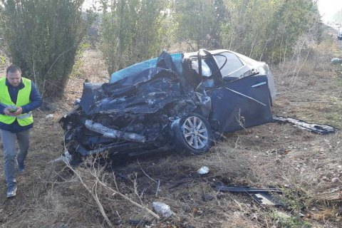 Two regional police chiefs killed in car crash