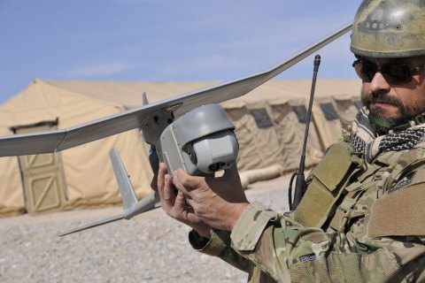 Ukraine receives batch of US drones
