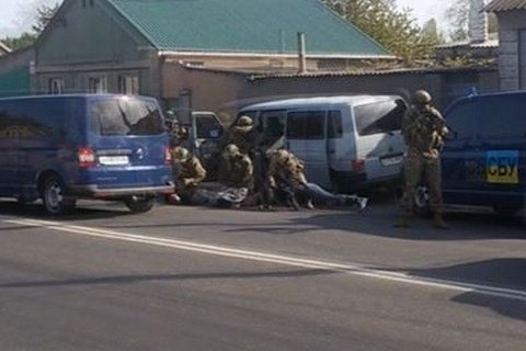 SBU detains suspected terror plotters in Odesa