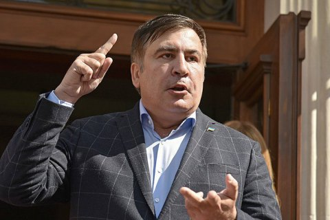 Saakashvili: Ukraine does not need new Maidan