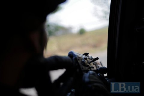ATO trooper killed in Donbas, another wounded